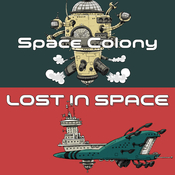 Space Colony Font Family icon