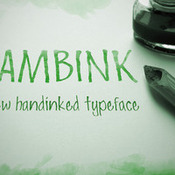 Creativemarket Bambink Condensed 144137 icon