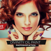 Creativemarket Divinity Oil Paint Action 299588 icon