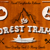 Creativemarket The Forest Tramp and Bonus 311371 icon