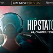 Creativemarket 20 HipstaTone Lightroom Presets 324463 icon