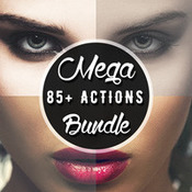 Creativemarket The Mega Pro Actions Bundle 327859 icon