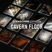 Native Instruments Maschine Expansion Cavern Floor icon