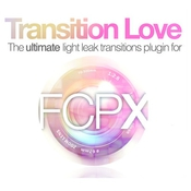 Transition Love Lite pack for FCPX logo icon