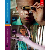 Adobe photoshope elements and premiere elements 14 box icon