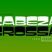 Akofatype cabeza grossa 131010 icon