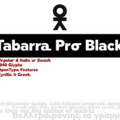 Tabarra pro fonts 380326 icon