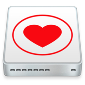 Disk health disk cleaner and duplicate finder icon