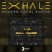 Output exhale logo icon