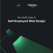 Thriving as an independent web designer logo icon