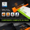 Simplecreative business corporate id pack plus logo 1468804 icon