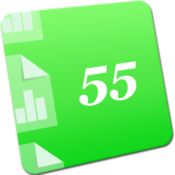 Templates for numbers by nobody icon