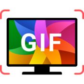 Gif maker movavi record screen as animated gif icon