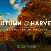Autumn and harvest lightroom presets 365877 icon