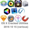 OS X Cracked Utilities 2016 10 15 (various)