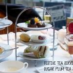 Christmas at The Urban Tea Merchant: Festive Tea Service + Sugar Plum Tea Service