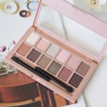 Pinking Up with Maybelline The Blushed Nudes Palette
