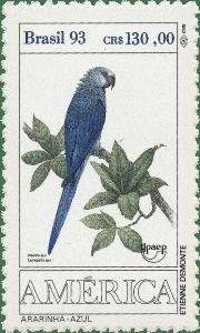 spix-macaw-stamp