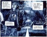 Illustrazione di Gipi da 'La storia di Faccia'