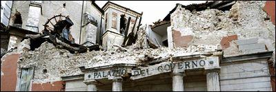 Terremoto a l'Aquila - Boston.com