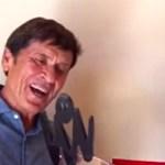 Gianni Morandi riceve il #MIA15 come miglior personaggio dell'anno