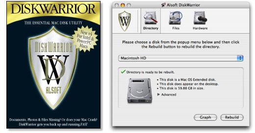 diskwarrior 4 by alsoft