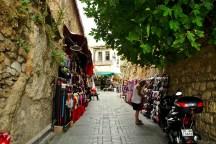Antalya: Die steile verwinkelte Altstadt läd zum verirren ein