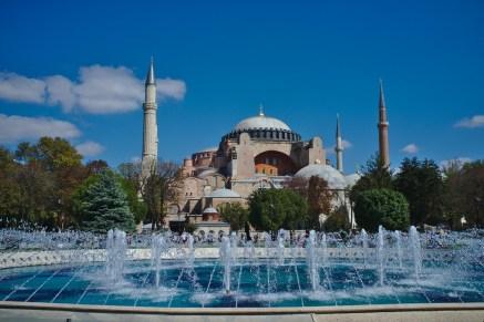 Istanbul: Die Hagia Sophia, das Wahrzeichen Istanbuls