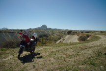 Kappadokien: Zahlreiche Trails laden zu Erkundungsfahrten ein