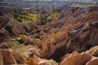 Kappadokien: Kuriose Launen der Natur so weit das Auge reicht