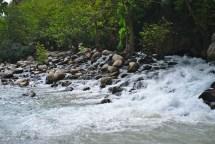 Seklikent Canyon: Und man muss durch eiskaltes reißendes Wasser waten