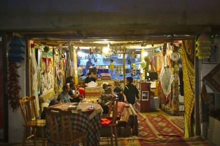 Süd-Türkei: Irgendwo in den Bergen habe ich endlich auch mein Klischee-Cafe gefunden