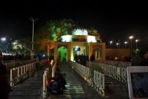 Esfahan: Während des Ashura Festes wird der Toten gedacht