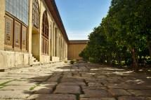 Shiraz: Die alte Festungsanlage