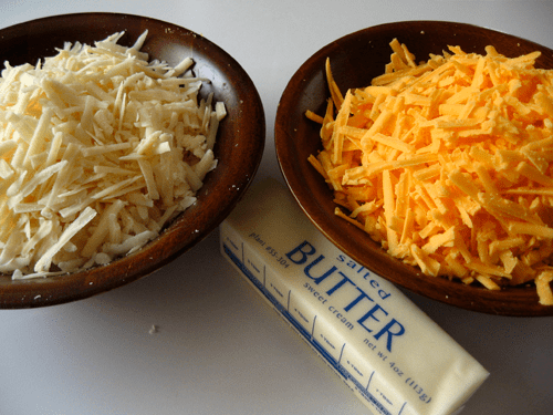 Turns out cheese is important to this dish.