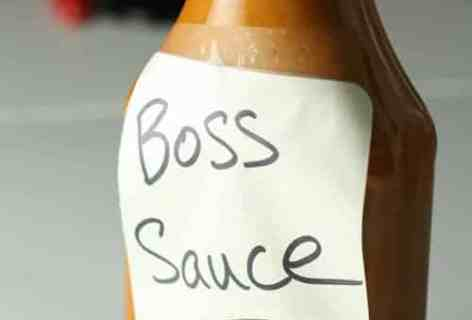 Macheesmo Boss Sauce