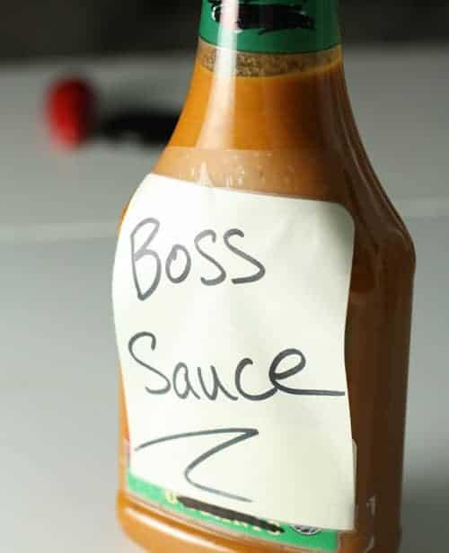 Macheesmo Boss Sauce