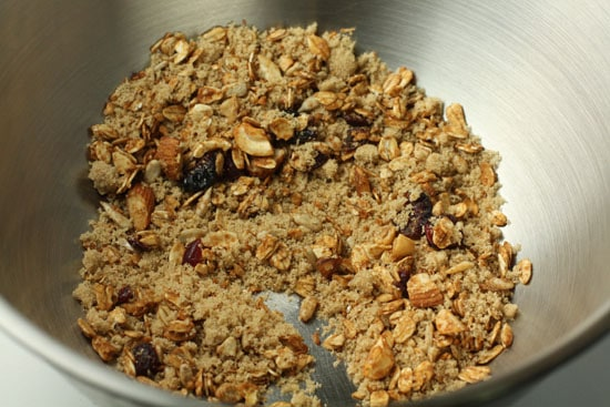 You could use store bought granola... I guess.