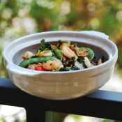 The Salad Girl: A Healthy Stir-Fry