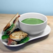 Seven Spoons: Roasted Asparagus Soup