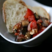 Sugar Laws: Eggplant Caponata