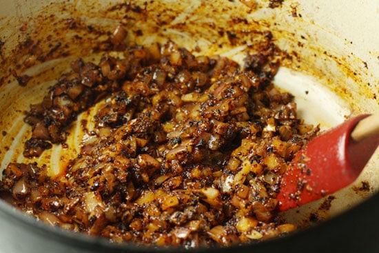 Starting chili