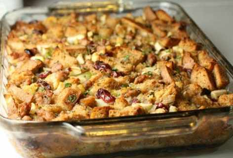Chestnut Stuffing