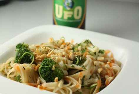 Broccoli Pad Thai