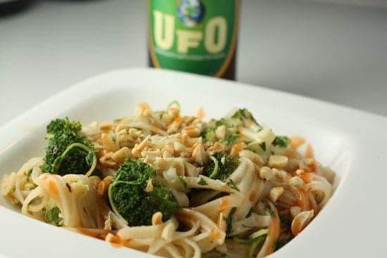 Broccoli Pad Thai