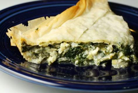 Spanakopita: Two Ways