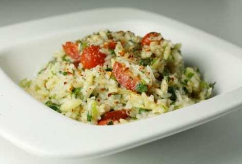 Rice Pilaf Salad