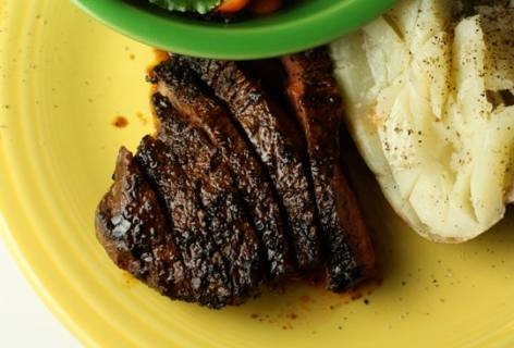 Three Chile Steak