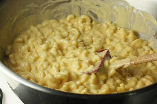 creamy mac and cheese