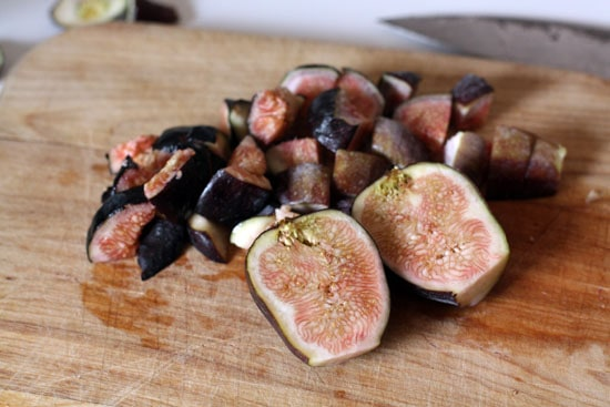 figs chopped